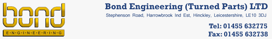 Bond Engineering (Turned Parts) LTD