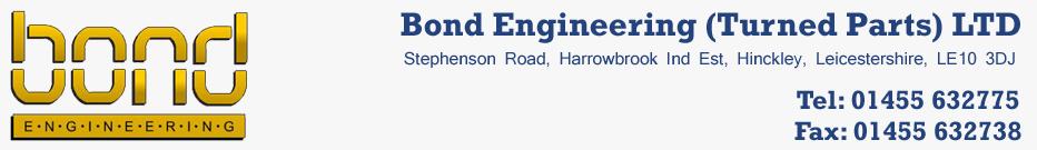 Bond Engineering (Turned Parts) LTD
